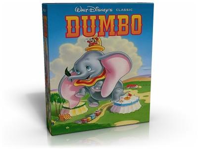 کارتون دامبو فیل پرنده